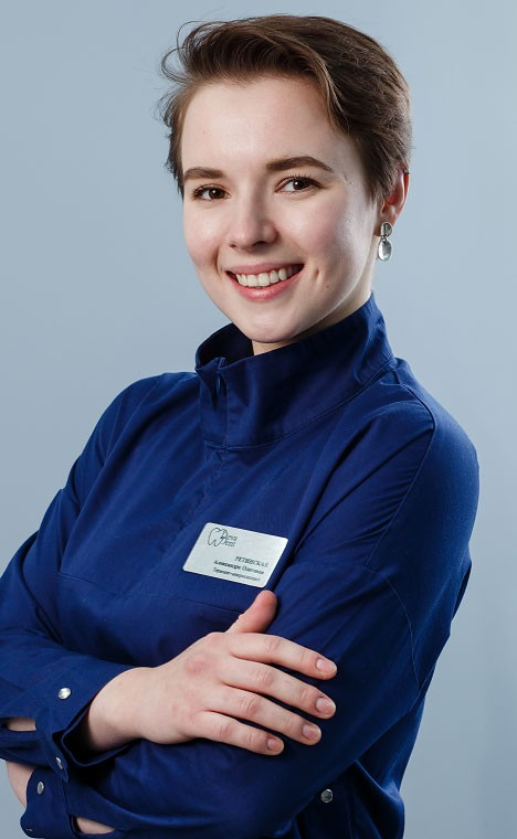 Ретинская Александра Олеговна