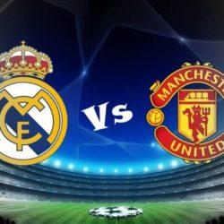 Акция — угадай результат матча Реал Мадрид — Манчестер Юнайтед