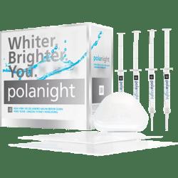 Polanight. Профессиональное домашнее отбеливание зубов