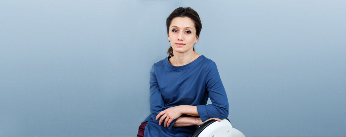 Стоматолог Диана Левчук