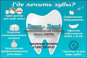 инфографика стоматология